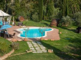 Villa Tusco, Montalcino (Torrenieri yakınında)