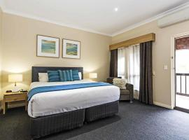 Comfort Inn & Suites Sombrero, Adelaide (Gepps Cross yakınında)