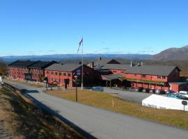 Rauland Høgfjellshotell, Rauland