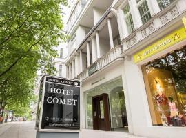 Die 10 Besten Hotels In Der Nahe Von U Bahnhof Konstanzer Strasse