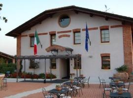 Hotel Vecchio Molino, Zevio (Vallese yakınında)
