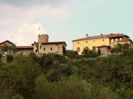 Castello Di Strambinello, Strambinello (Vidracco yakınında)