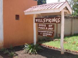 Wellsprings Hotel, Гулу
