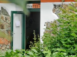Domäne Neu Gaarz Hostel, Neu Gaarz (Sommerstorf yakınında)