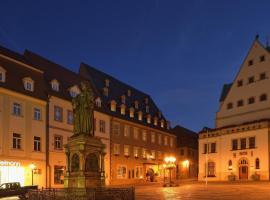 Hotel Graf von Mansfeld, Lutherstadt Eisleben (Gerbstedt yakınında)