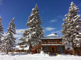 The Spruce Lodge, South Fork (in de buurt van Del Norte)