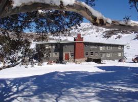 Swagman Chalet, Perisher Valley (Thredbo yakınında)