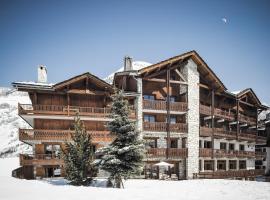 Hotel Altitude, Val d'Isère
