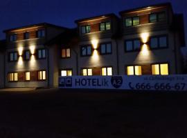 Hotelik A2, 프루츠코프