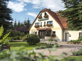 Landhotel Waldblick, Pulsnitz (Kamenz yakınında)