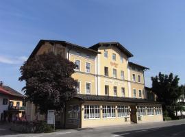Gasthof Kampenwand Aschau, Aschau im Chiemgau (Frasdorf yakınında)