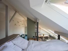 Apartment Murtensee und Alpen, Bellerive (Salavaux yakınında)