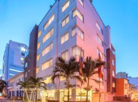 Hotel MS Centenario Superior, Cali