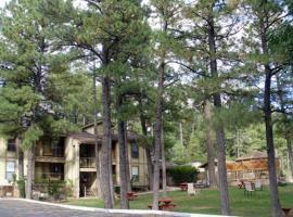 Village Lodge, Ruidoso