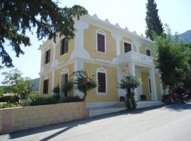 Nymph, Sálakos (рядом с городом Kritinía)