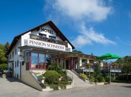 Hotel Schneider, Allersberg (Hilpoltstein yakınında)