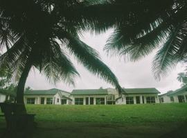 Tenack Beach Resort, Kangan (рядом с регионом Nzema East)