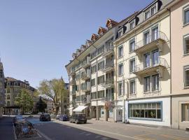 Sorell Hotel Arabelle, Bern (Uettligen yakınında)