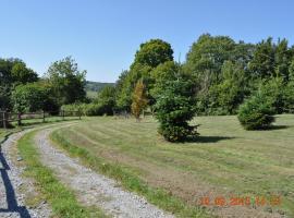 La Ferme du Grand Herbage, Livarot (рядом с городом Le Mesnil-Bacley)