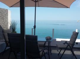 Beachfront Bungalow Apartment