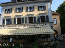 Kreuz-Post, Staufen im Breisgau