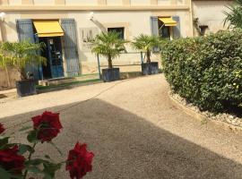 La Villa Saint Laurent - Bergerac, Сен-Лоран-де-Винь (рядом с городом Le Monteil)