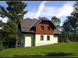 Apartmany Sumava, Hojsova Stráž (Zelená Lhota yakınında)