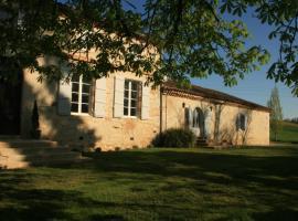 Le Farat Bed & Breakfast, Auvillar (рядом с городом Saint-Michel)