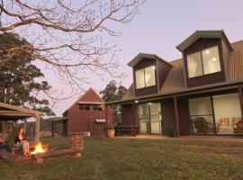 Cedar Creek Retreat Cottages, Herons Creek (Wauchope yakınında)