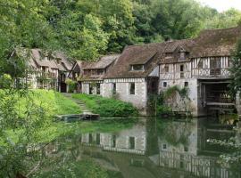 Le Moulin d'Andé, Andé (рядом с городом Коннель)