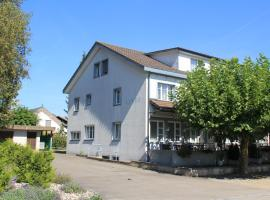 Hotel Linde, Dettighofen (Müllheim yakınında)