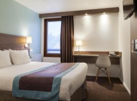 Comfort Hotel Lille - Mons en Baroeul, Мон-ан-Барёль