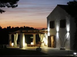 Casa Rural Alvarez Nolting, Los Cojos (рядом с городом Venta del Moro)