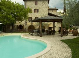 Hotel Benedetti, Campello sul Clitunno