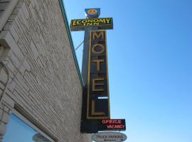 Economy Inn Ontario, Ontario (in de buurt van Weiser)