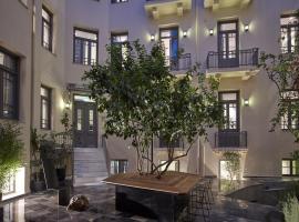InnAthens, Atenas