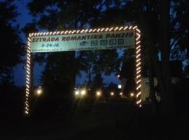 Sztráda Romantika Panzió és Étterem, Újhartyán