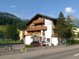 Pension St. Jakob, Engelberg