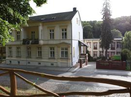 Pension am Kurbad, Bad Freienwalde
