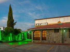 Hotel La Colina, Riobamba (San Andrés yakınında)