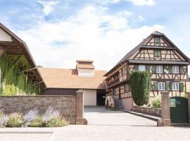 Ferme Typique Alsacienne, Truchtersheim (рядом с городом Berstett)