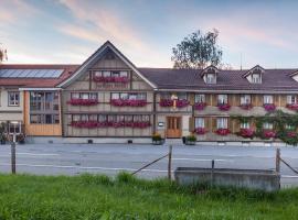 Landgasthaus Rössli, Hundwil (Herisau yakınında)