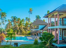 Zawadi Beach Villas, Matemwe