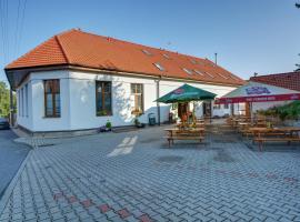 Restaurace a Penzion U Novaku, Bítovany (Bělešovice yakınında)