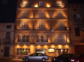 Restaurante Hotel Tall de Conill, Капельядес