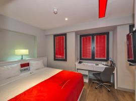 Les 30 meilleurs h tels istanbul offres for Ottopera hotel