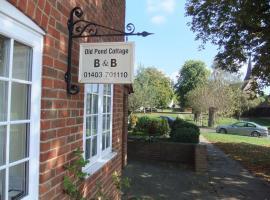 Old Pond Cottage, Wisborough Green (рядом с городом Plaistow)