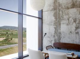 Hotel-Bodega Finca de Los Arandinos, Entrena (Albelda de Iregua yakınında)