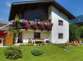 Landhaus Klaus, Mayrhofen (Hollenzen yakınında)