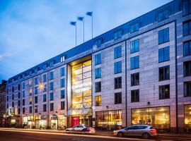 コンフォート ホテル ヴェスターブロ, コペンハーゲン